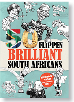 50 Flipping Brilliant South Africans